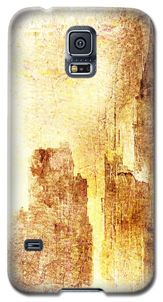 Galaxy S5 Case featuring the digital art Sunset In Nyc by Andrea Barbieri