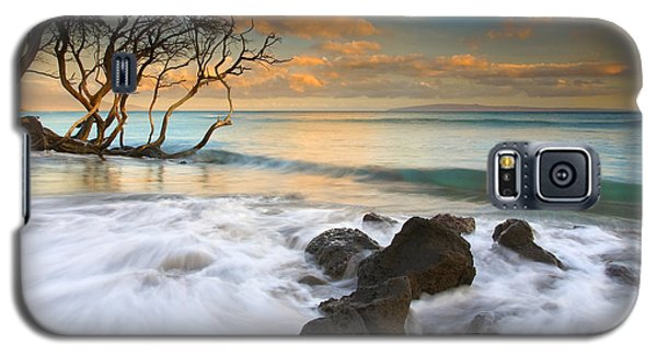 Sunset In Paradise Galaxy S5 Case by Mike  Dawson
