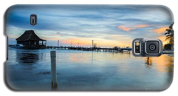 Sunset In San Pedro Galaxy S5 Case