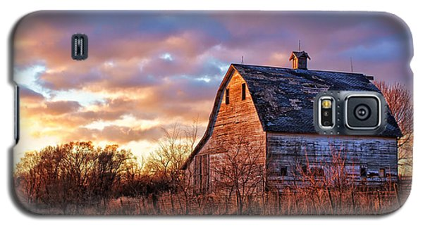 Sunset In The Country Galaxy S5 Case