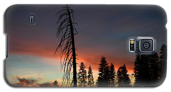 Sunset In Yosemite Galaxy S5 Case