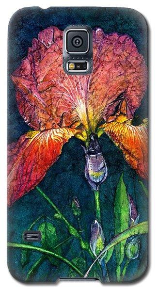 Sunset Iris Galaxy S5 Case