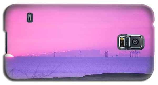 Sunset Galaxy S5 Case by Spikey Mouse Photography