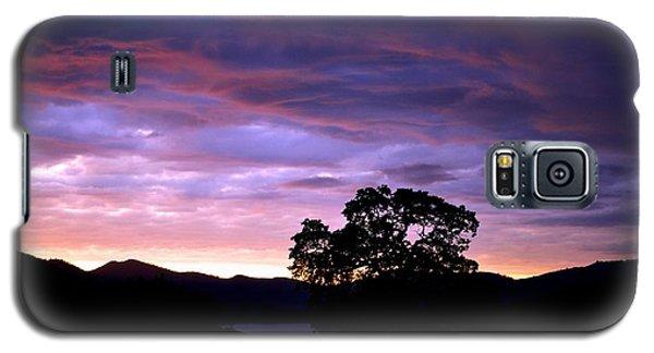Sunset Lake Galaxy S5 Case by Matt Harang