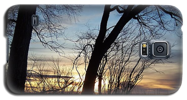 Sunset 1 Galaxy S5 Case by Larry Campbell