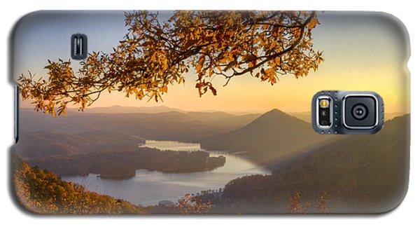 Sunset Light Galaxy S5 Case