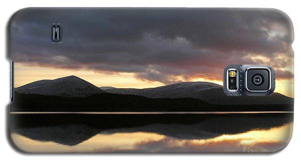 Sunset - Loch Morlich - Scotland Galaxy S5 Case