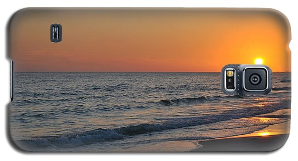 Sunset Love Galaxy S5 Case by Michele Kaiser