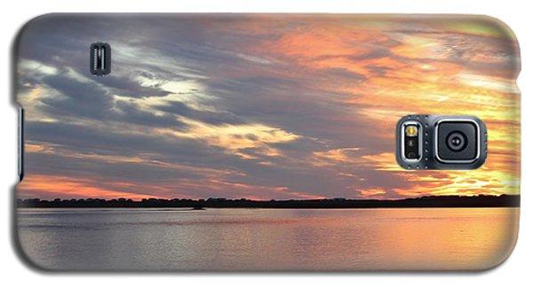 Sunset Magic Galaxy S5 Case by Cynthia Guinn