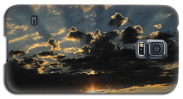 Dark Sunset Galaxy S5 Case by Mark Blauhoefer