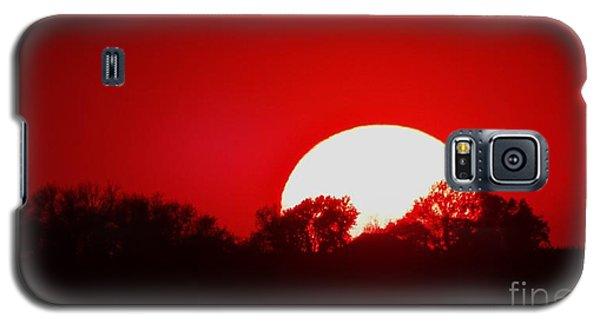 Sunset May Galaxy S5 Case by J L Zarek