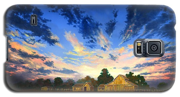 Sunset Memories Galaxy S5 Case