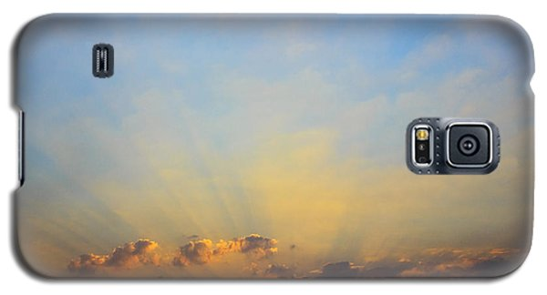 Galaxy S5 Case featuring the photograph Sunset by Mohamed Elkhamisy