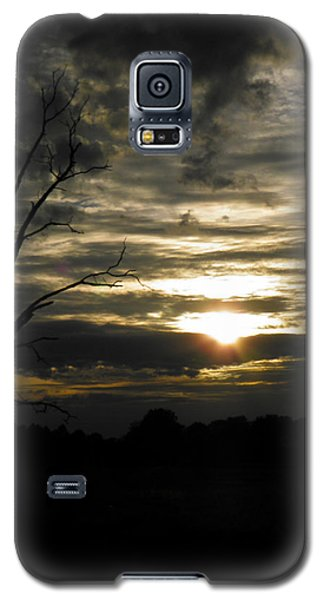 Sunset Of Life Galaxy S5 Case