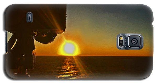 Sunset Off Miami Galaxy S5 Case