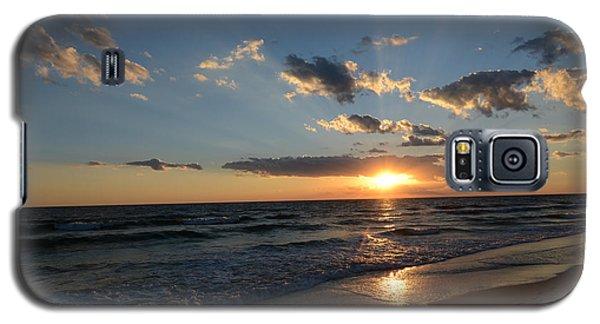 Sunset On Alys Beach Galaxy S5 Case by Julia Wilcox