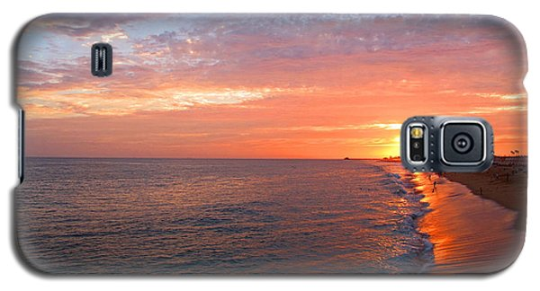 Sunset On Balboa Galaxy S5 Case