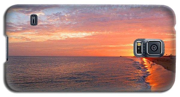 Sunset On Balboa Galaxy S5 Case