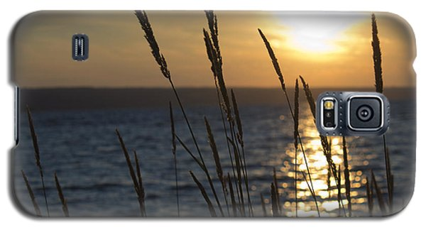 Sunset On Cayuga Lake Galaxy S5 Case