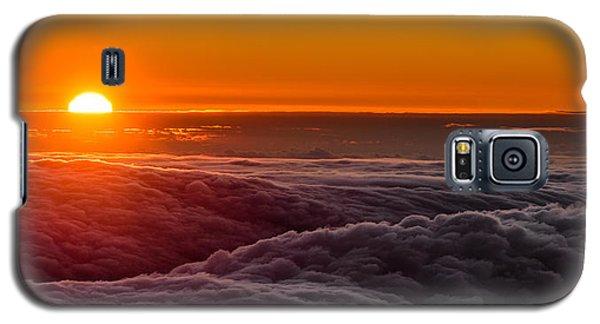 Sunset On Cloud City 1 Galaxy S5 Case