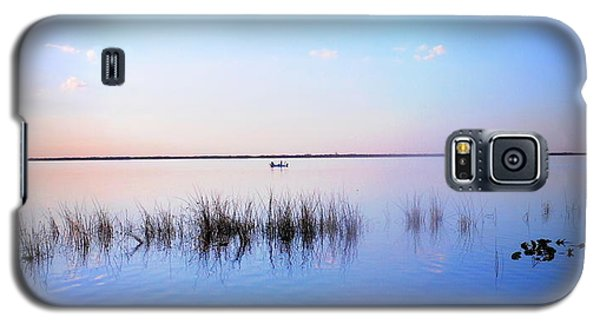 Sunset On Lake Washington 2 Galaxy S5 Case
