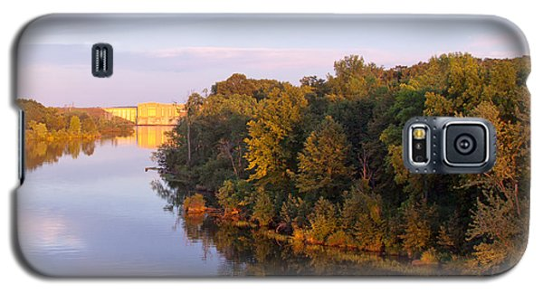 Sunset On Lake Wissota Dam Galaxy S5 Case