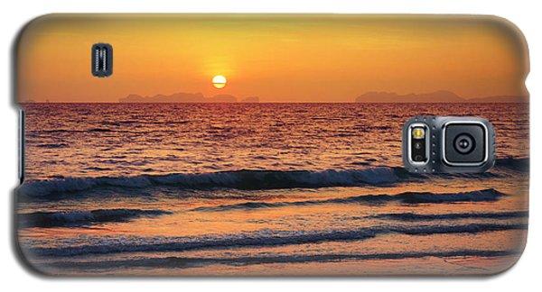 Sunset On Phiphi Island Galaxy S5 Case