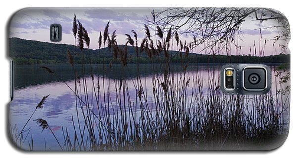 Sunset On Rockland Lake - New York Galaxy S5 Case