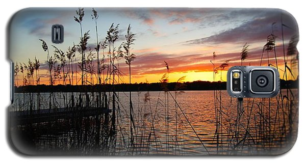 Sunset On The Bayou Galaxy S5 Case