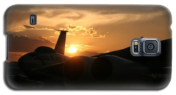 Sunset On The Cold War Galaxy S5 Case by David S Reynolds