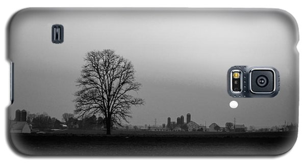 Sunset On The Farm Galaxy S5 Case