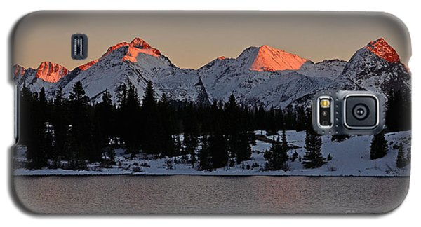 Sunset On The Grenadiers Galaxy S5 Case
