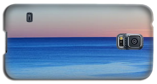 Sunset On The Horizon Galaxy S5 Case