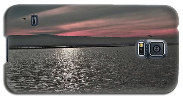 Sunset On The Marsh Galaxy S5 Case