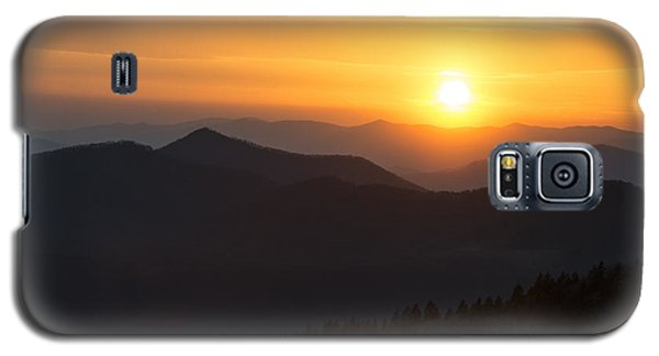 Sunset On The Parkway Galaxy S5 Case