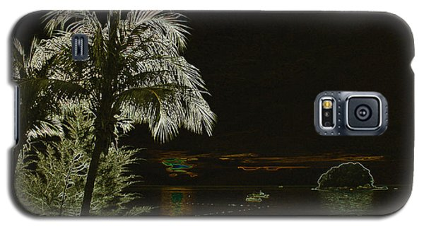 Galaxy S5 Case featuring the photograph Sunset On Tioman Island by Sergey Lukashin