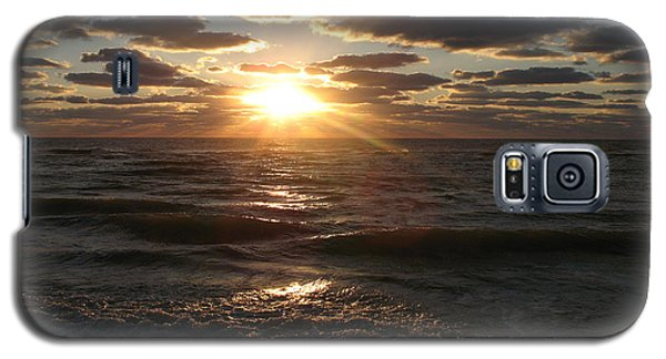 Sunset On Venice Beach  Galaxy S5 Case