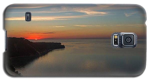 Sunset Over Ausable Point. Galaxy S5 Case
