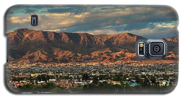 Sunset Over Havasu Galaxy S5 Case