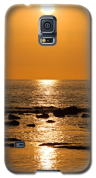 Sunset Over Kona Galaxy S5 Case