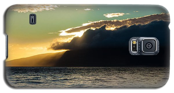 Sunset Over Lanai   Galaxy S5 Case