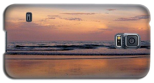 Sunset Over Long Sands Beach II Galaxy S5 Case