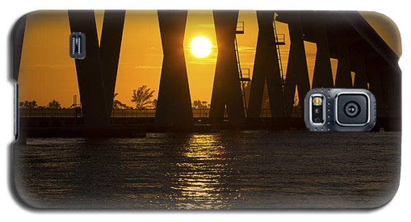 Sunset Over Sanibel Island Photo Galaxy S5 Case