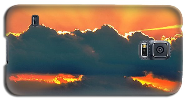 Sunset Over Southern Ohio Galaxy S5 Case