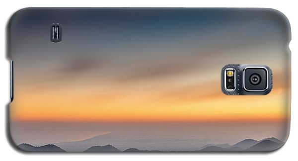 Sunset Over The Gulf Galaxy S5 Case