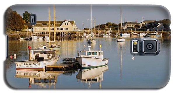 Sunset Over York Harbor Galaxy S5 Case