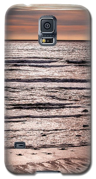 Sunset Ocean Galaxy S5 Case
