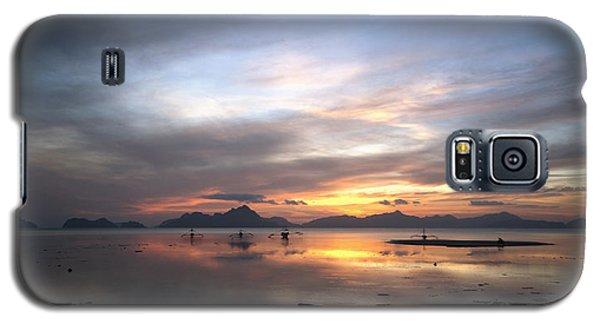 Sunset Philippines Galaxy S5 Case