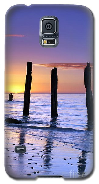 Sunset Romance Galaxy S5 Case