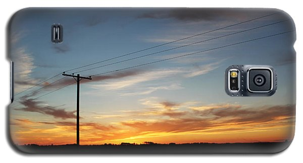 Galaxy S5 Case featuring the photograph Sunset by Ryan Crouse